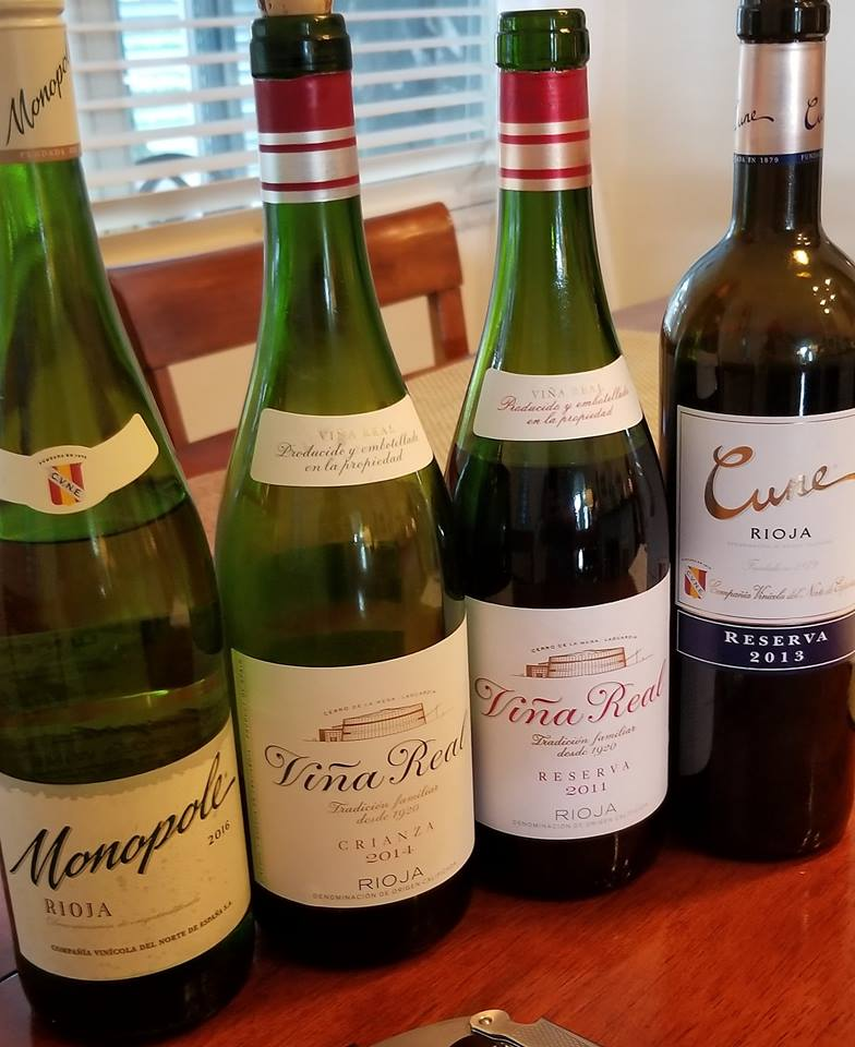 Tuscan Wine Pairing March 2019